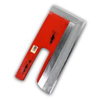 hide-m-200 / 麺切包丁 白鋼 8寸 赤漆