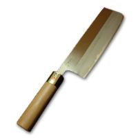 hide-n-200 / 菜切包丁 磨 西型 鞘なし